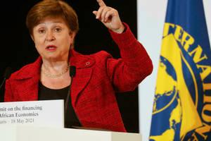 Sefa FMI, Kristalina Georgieva este acuzata ca a pus o presiune asupra echipei sale, pe vremea când conducea Banca Mondiala, pentru a modifica un raport în favoarea Chinei.