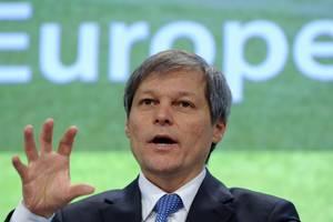 Dacian Cioloș devine seful grupului Renew Europe din Parlamentul European