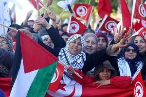 Tunisienii celebreazà 7 ani de càderea dictaturii lui Ben Ali, 14 ianuarie 2018