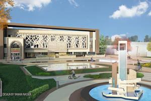 Proiectul moscheii de la Courneuve, oraş din nordul Parisului cu o populaţie de 40 000 de locuitori dintre care 50 la sută sunt de confesiune musulmană