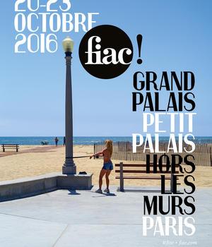 Afisul FIAC, editia 2016