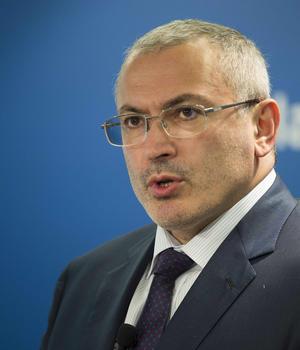 Mihail Khodorkovski, fostul patron al firmei Iukos, refugiat în Occident, nu mai detine actiuni ale fostului gigant petrolier