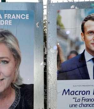 Marine Le Pen vrea sà interzicà muncitorii detasati, Emmanuel Macron doreste doar sà le limiteze contractul