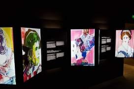 Galeria seducàtorilor de la Marele muzeu al parfumului