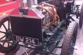 """Napier, 1903, cea mai veche masinà de curse încà """"în viatà"""""""
