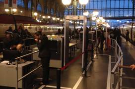 Porti de securitate pentru trenurile spre Belgia, Olanda si Germania