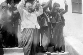 Numeroși evrei au fost arestați din casele lor pe 29 iunie 1941