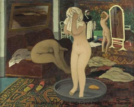Félix Vallotton, Femmes à leur toilette, Paris, musée d'Orsay