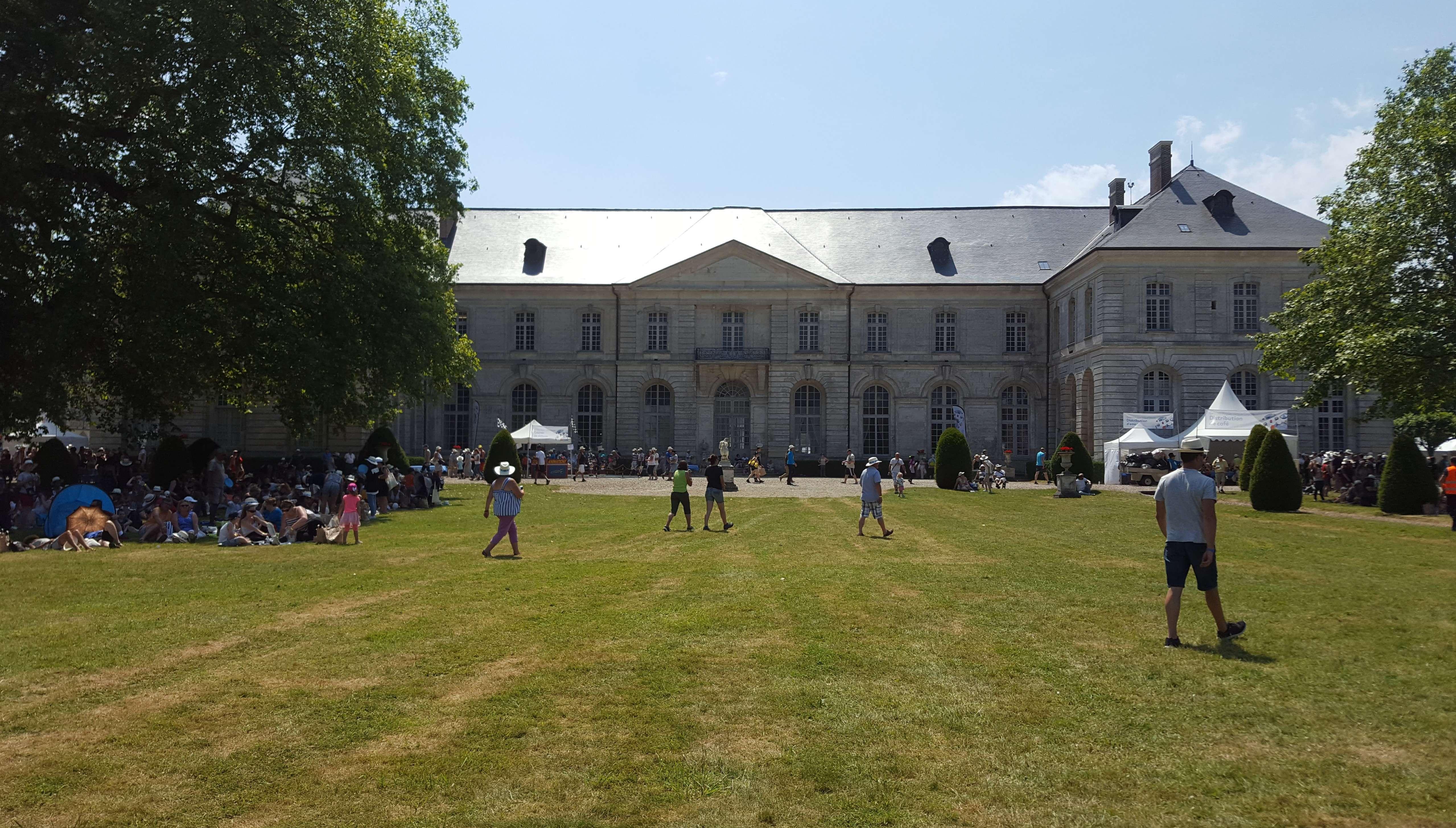 In castelul de la Chaalis se poate vizita colectia Nélie Jacquemart-André
