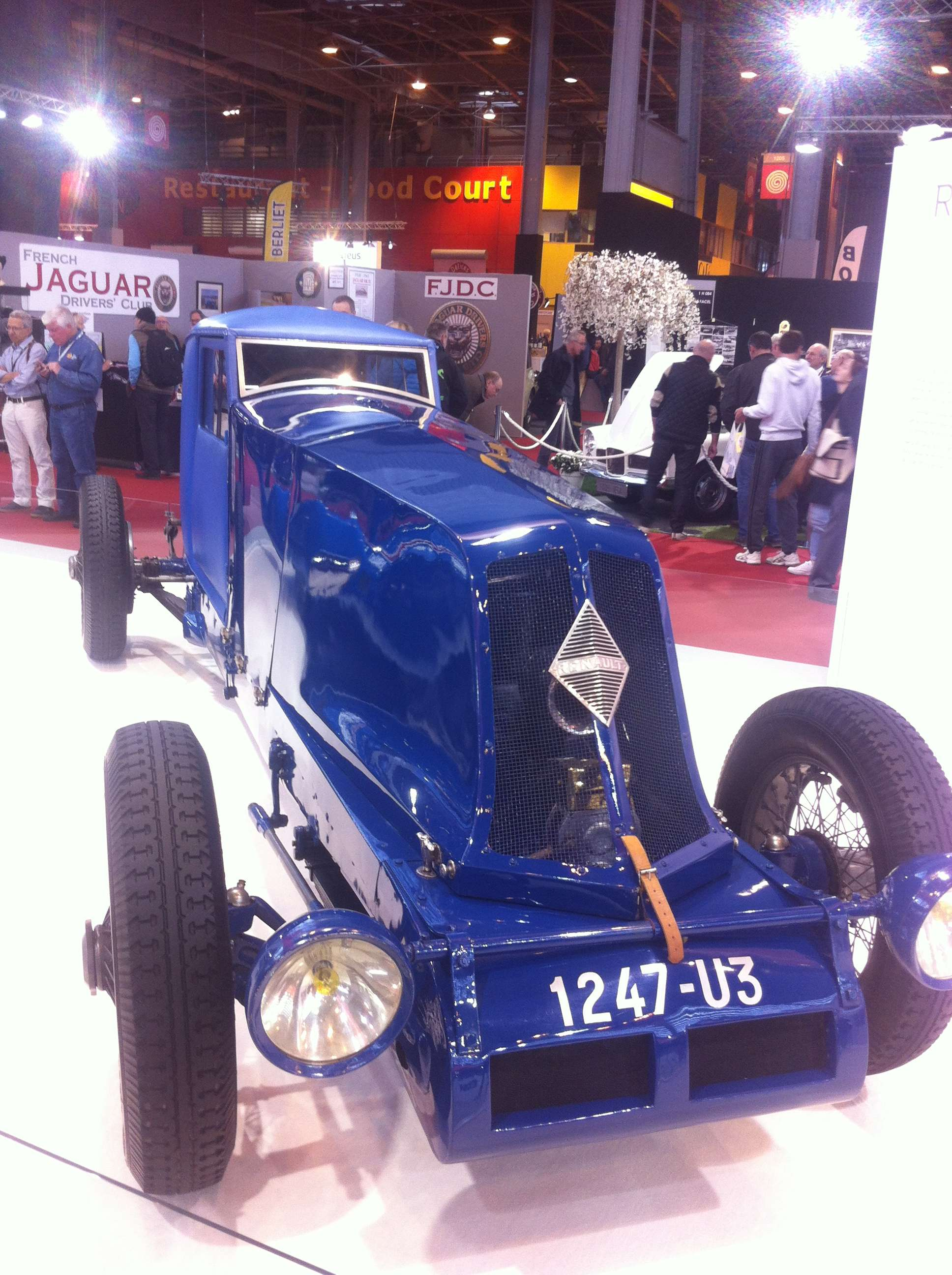 Renault 40 CV, 1924, 9.000 cm3 !