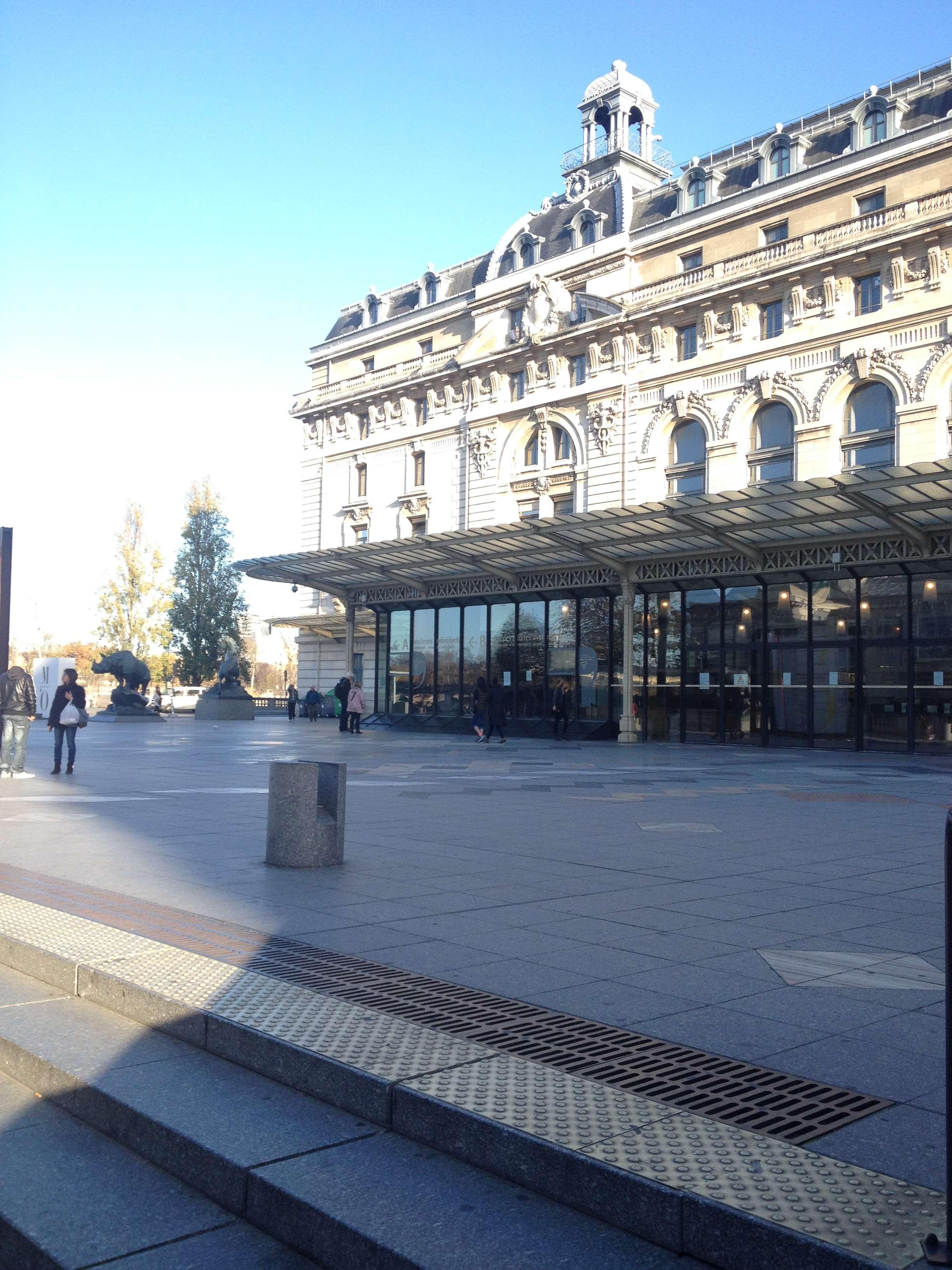 La mMusée d'Orsay nu a venit chiar nimeni!