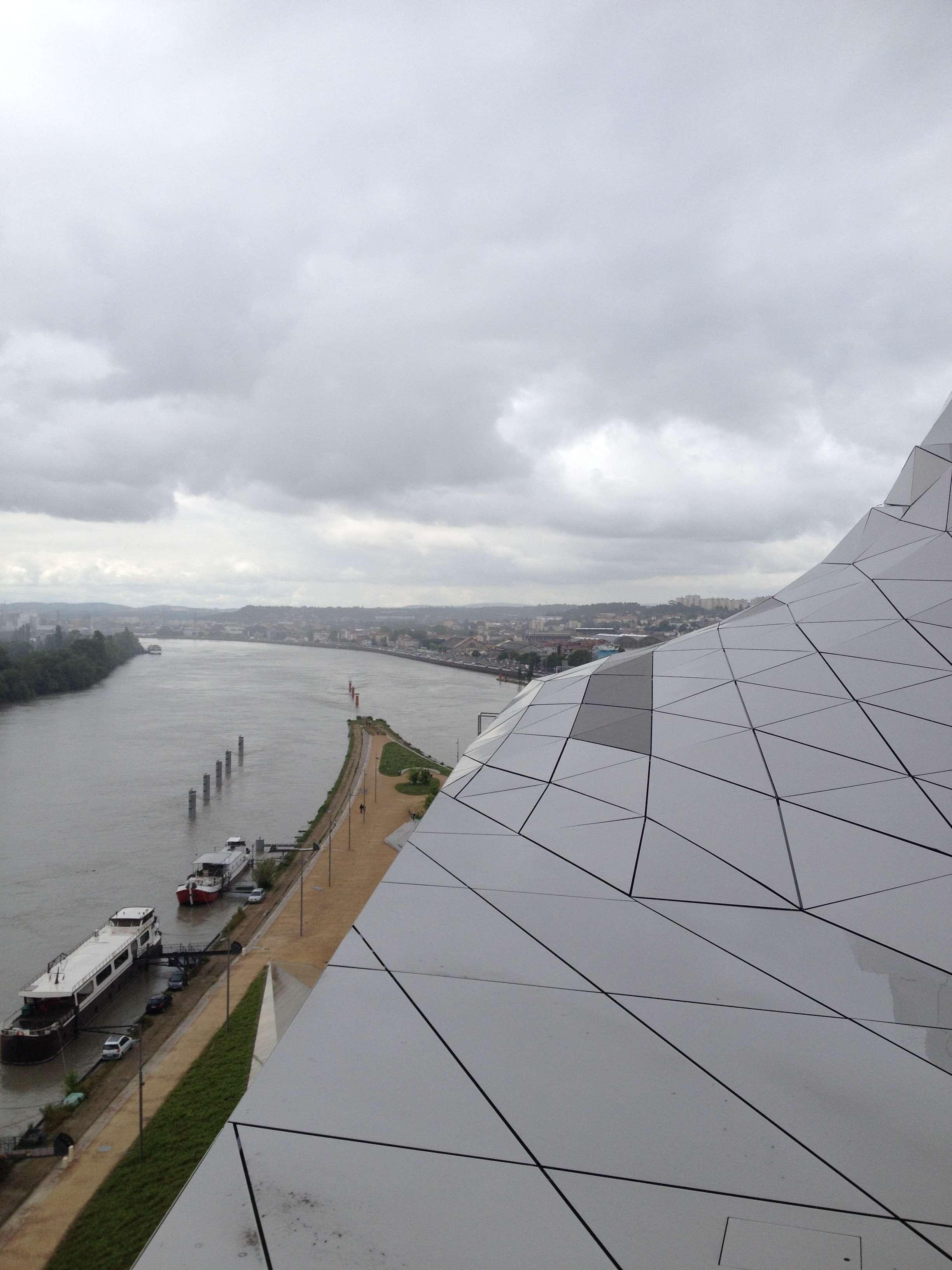 Muzeul Confluenţelor din Lyon : preţ astronomic dar succes uriaş la public