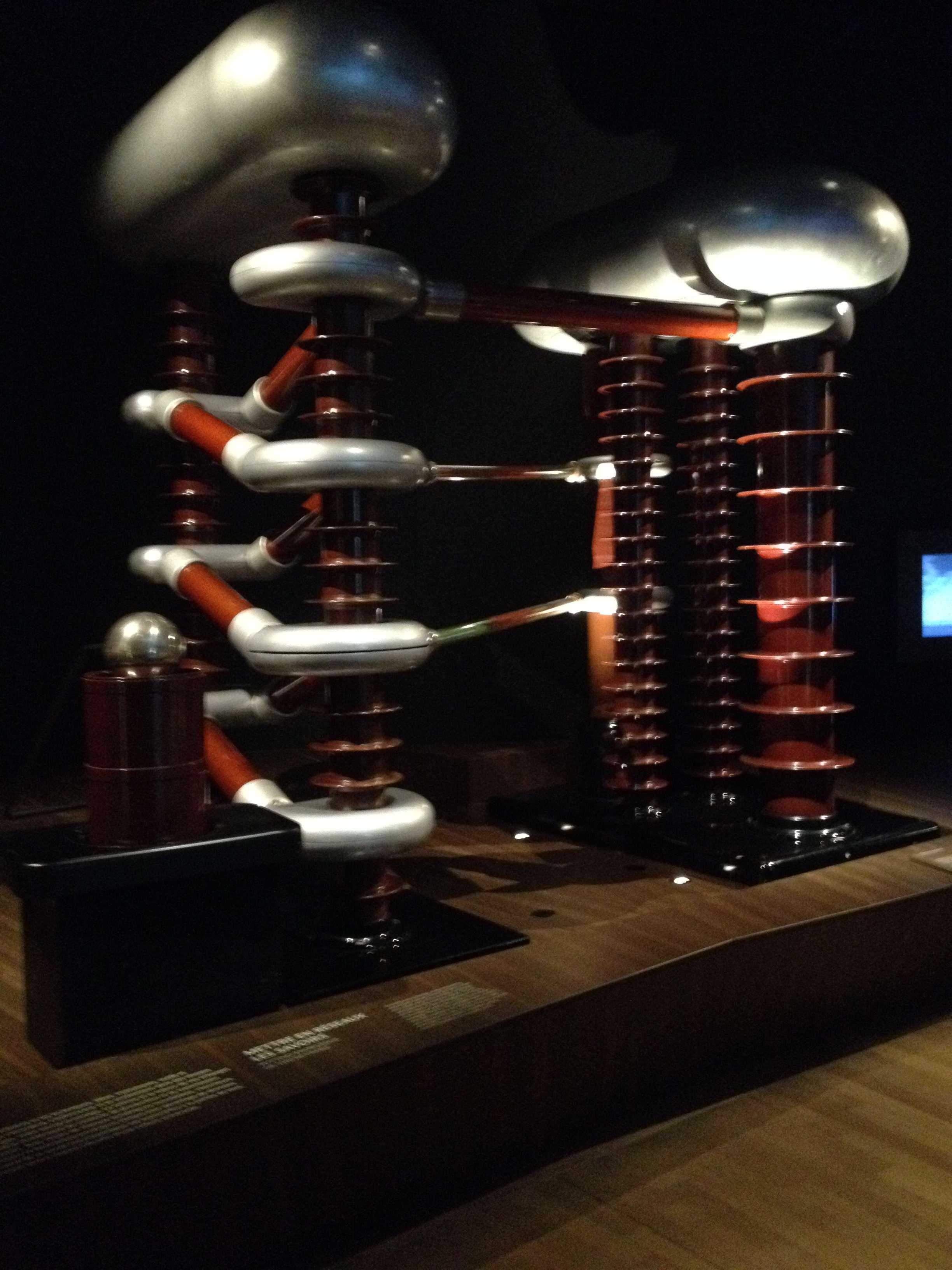Accelerator de particule, 1958