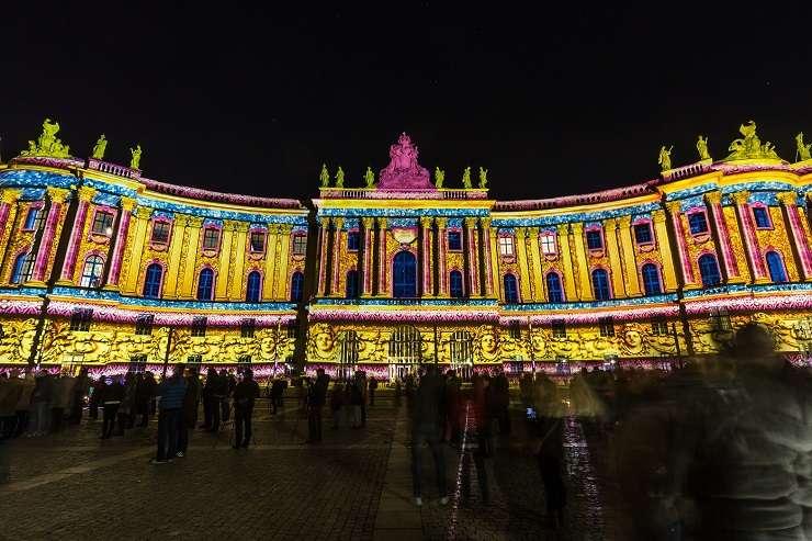 Festivalul Internațional al Luminii prezintă Artist Projection (GE)