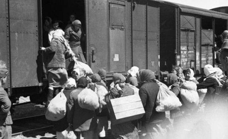 Primul val de deportare în Siberia, 12/13 iunie 1941