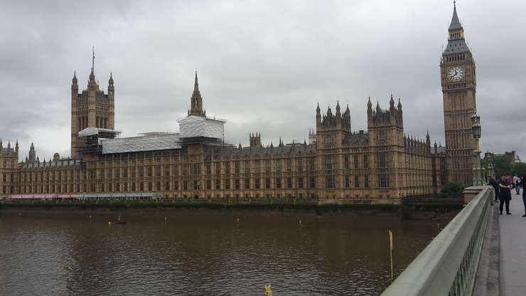 Parlamentul de la Westminster