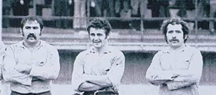 Constantin Dinu, Mircea Ortelecan, Iancu Băcioiu