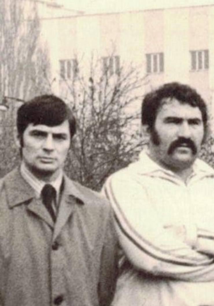 Valeriu Irimescu și Constantin Dinu