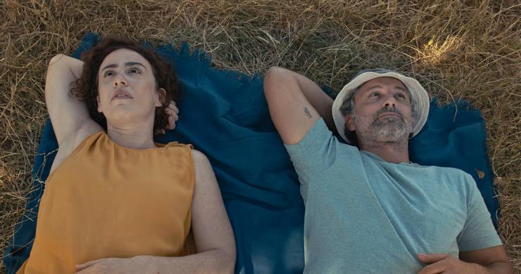 Alàturi de Ilinca Hornut, Andi Vasluianu care interpreteazà rolul lui Dani în film.