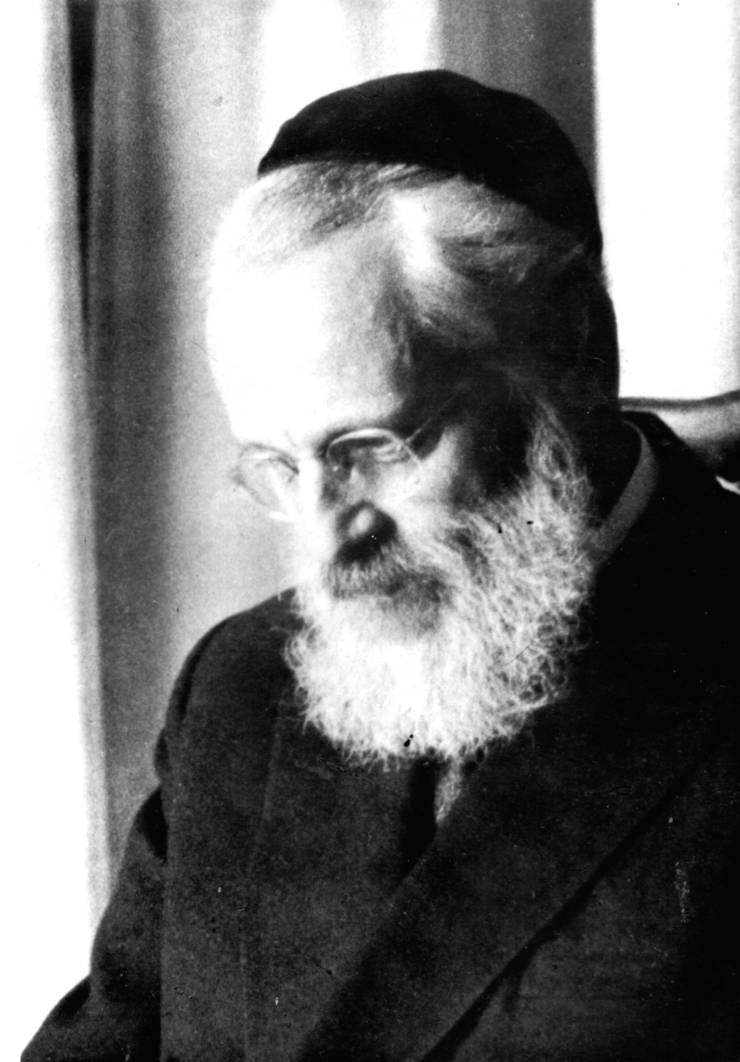 Rabinul Alexandru Șafran