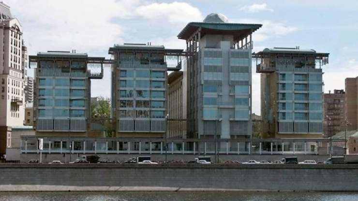Ambasada britanică de la Moscova