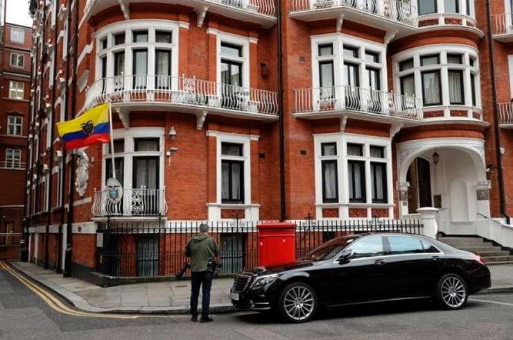 Ambasada Ecuadorului