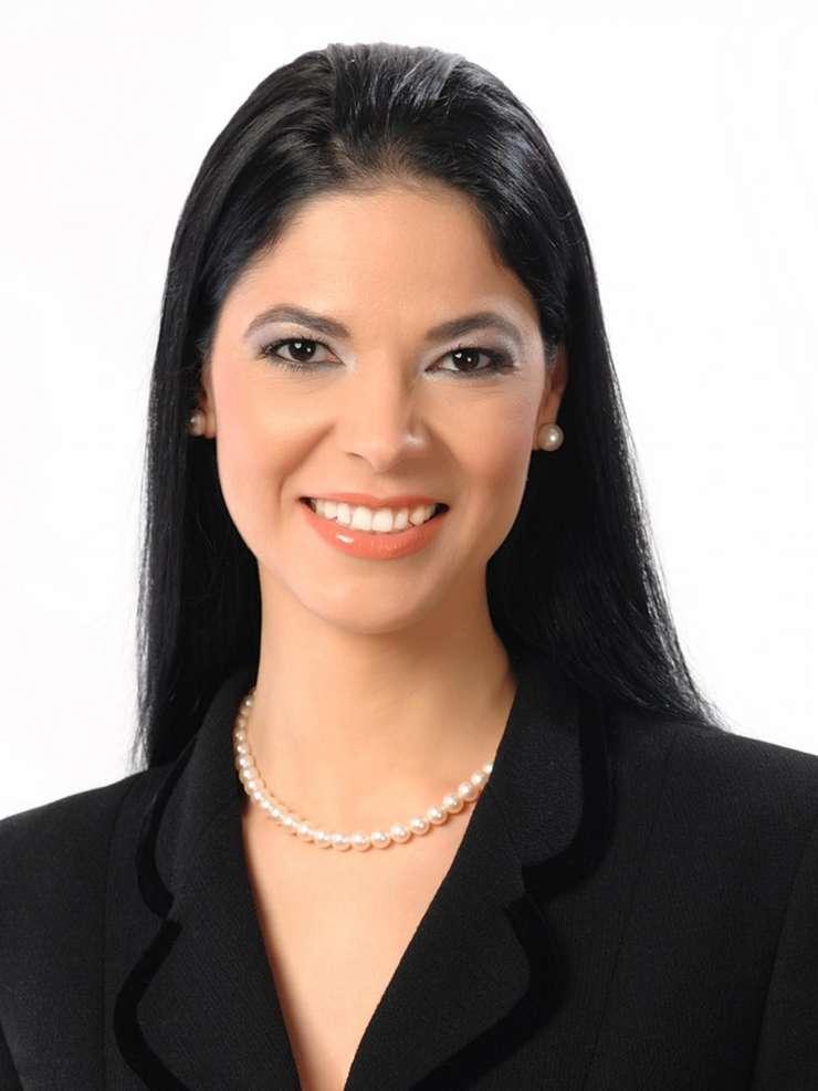 Vicepremierul desemnat Ana Birchall (Sursa foto: site cdep.ro)