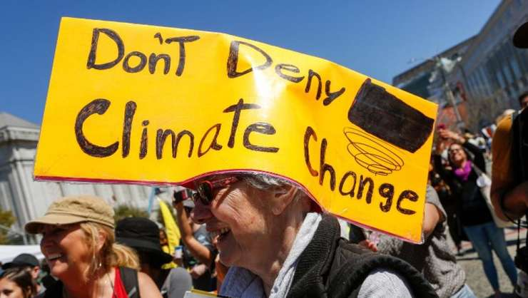 Marş pentru climat, San Francisco, 8 septembrie 2018