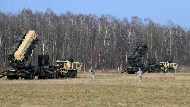 Echipamente militare americane în Polonia