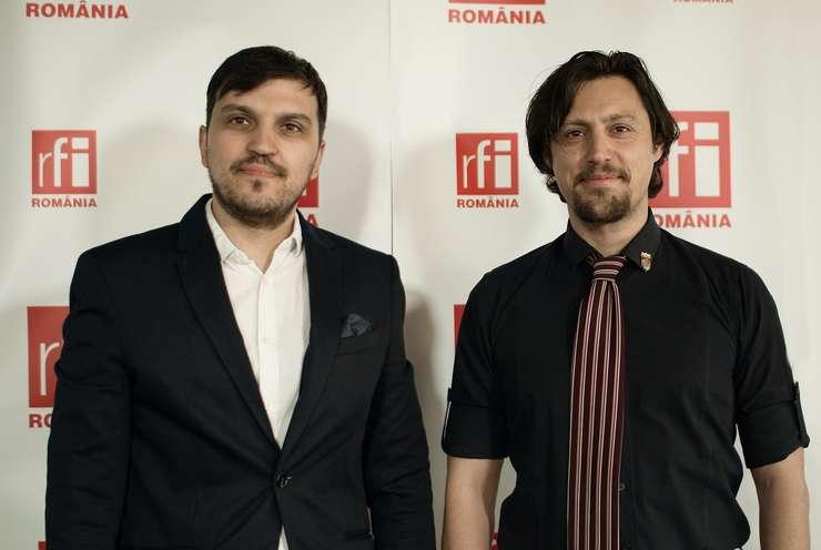 Ionut Bonoiu si Dan Pavel