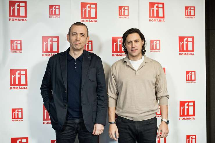 Mario Kuibuș și Dan Pavel