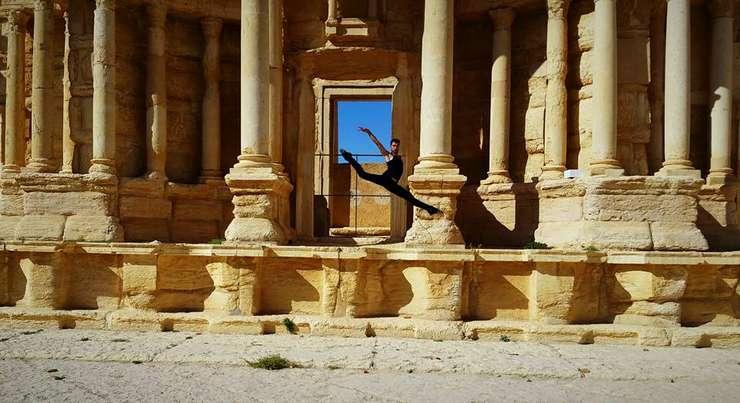 Ahmad Joudeh Palmyra