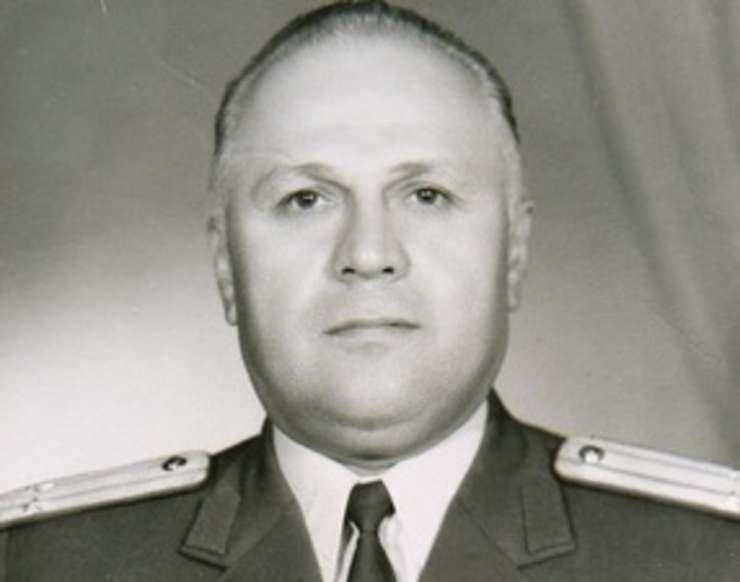 Ioan Ficior -  fost comandant al lagărului de muncă de la Periprava,