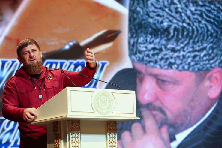 Ramzan A. Kadârov, liderul Republicii Cecenia