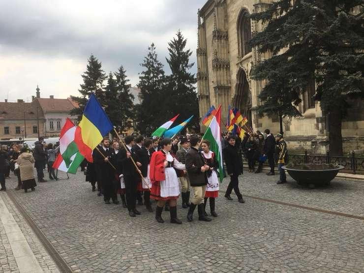15 Martie Fără Incidente La Cluj
