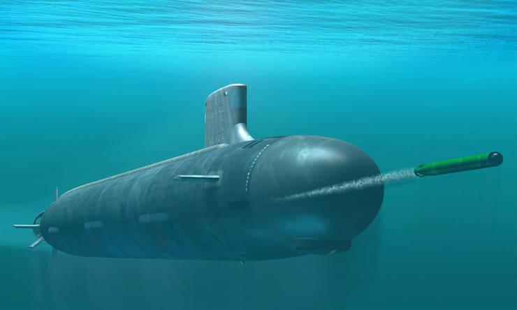 Submarin nuclear de atac american de tip Virginia