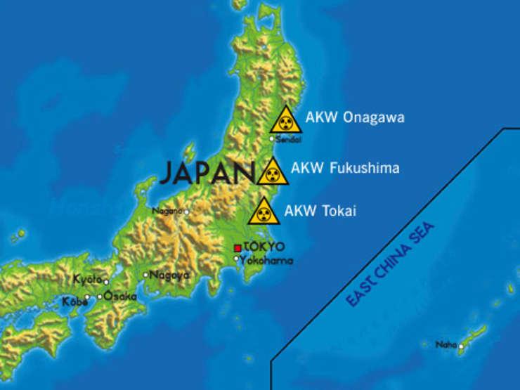 Nu Sunt Semnale Ca Vreun Nor Radioactiv Din Japonia Să Traverseze