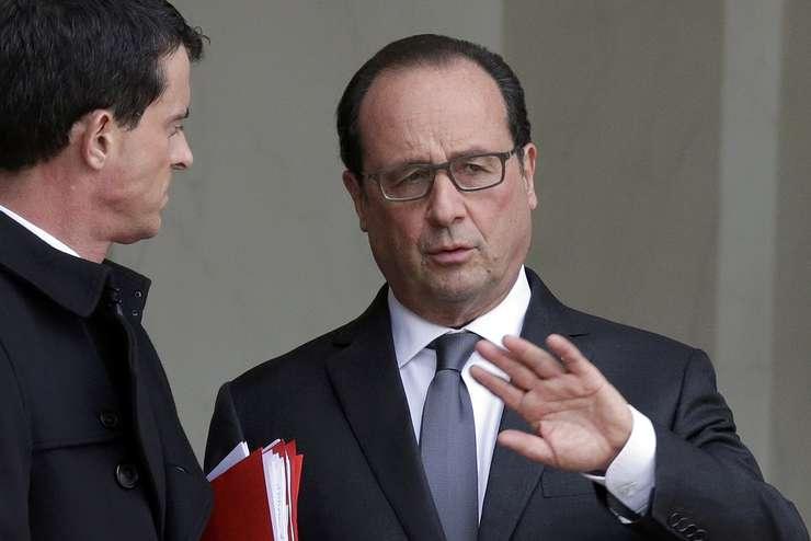 Foto: REUTERS/Philippe Wojazer