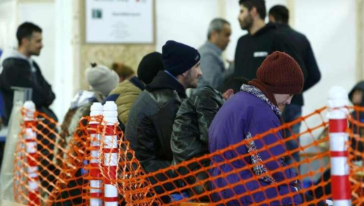 Candidati la azil în Germania