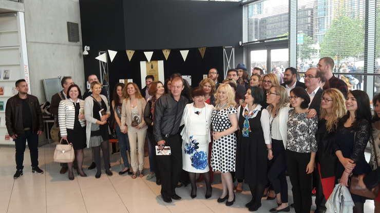 Lansare de carte românească la Centrul Civic Brent din nord-vestul Londrei
