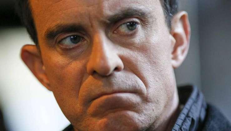 Fostul premier Manuel Valls care are origini catalane