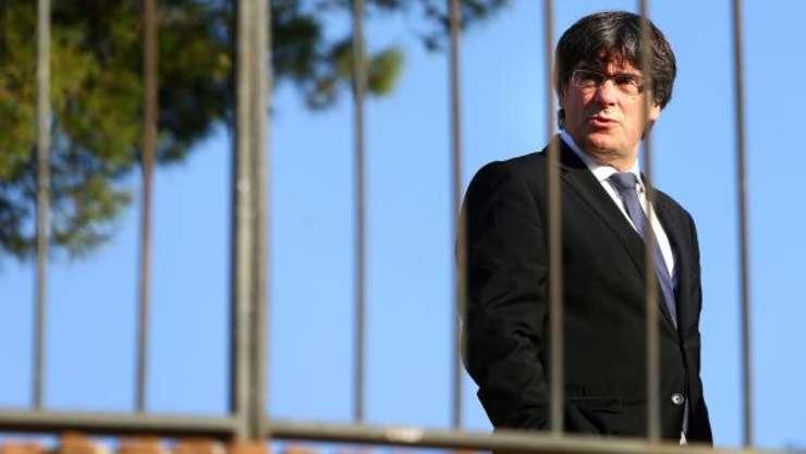 Justiția spaniolă anulează mandatul european de arest emis împotriva lui Carles Puigdemont