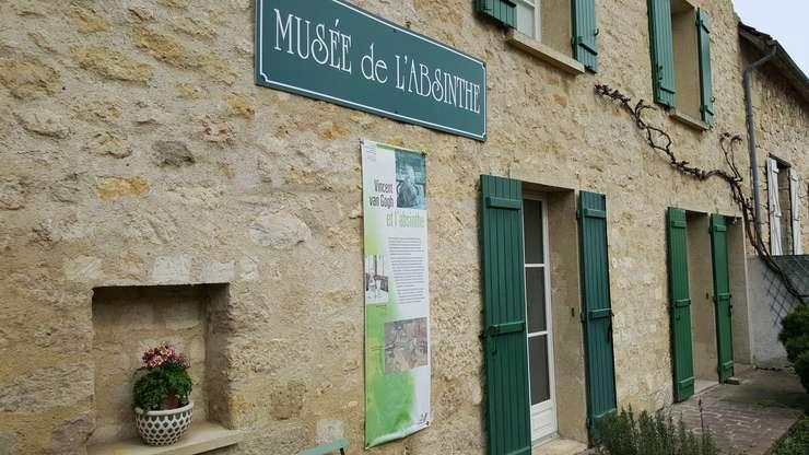 Muzeul absintului din Auvers-sur-Oise