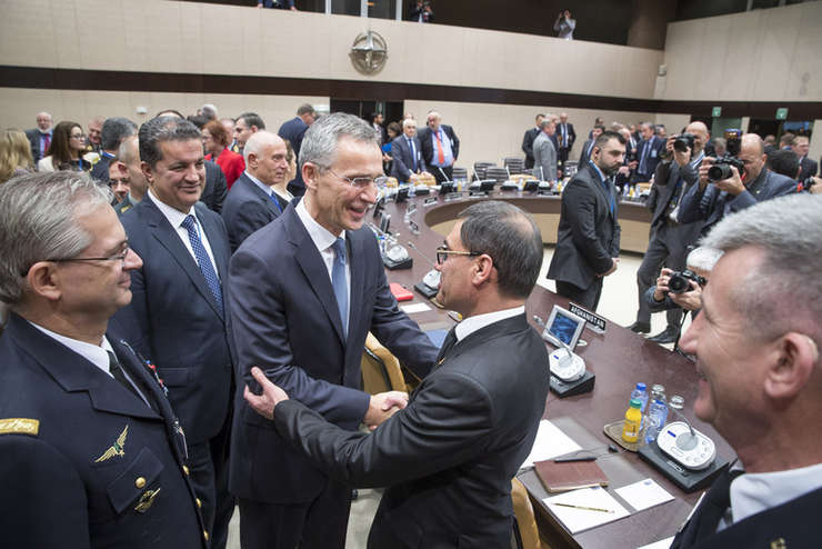 NATO defence ministers