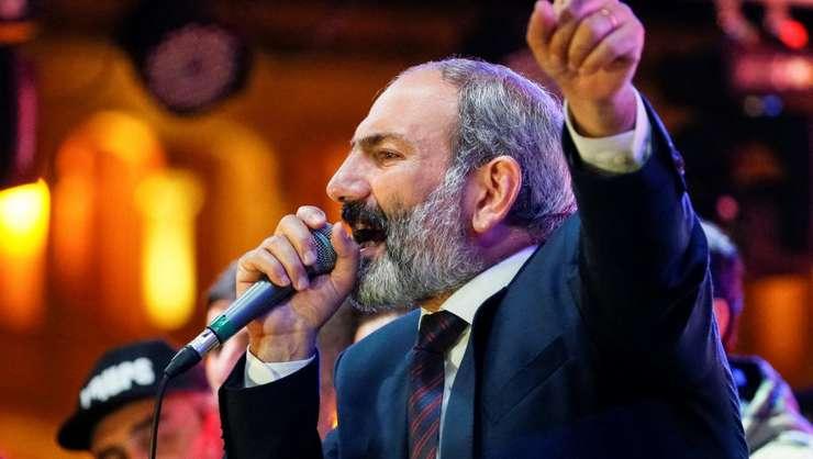 Nikol Pachinyan