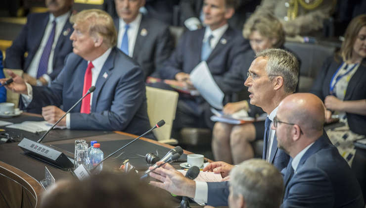 Summit NATO 2018