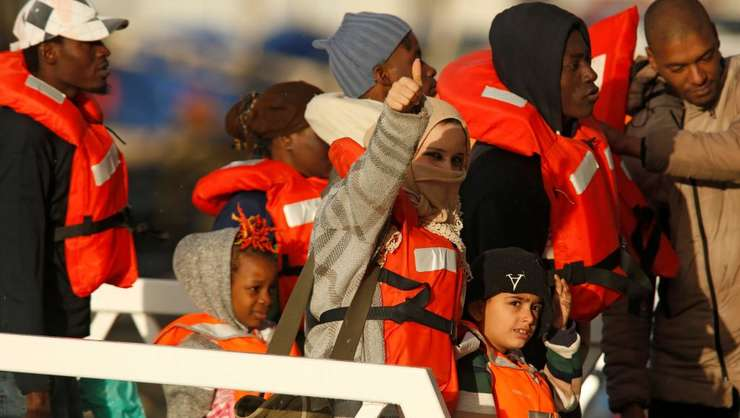 migranti Malta