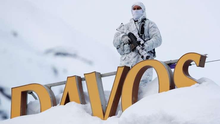 Davos – măsuri de maximă securitate în aceste zile