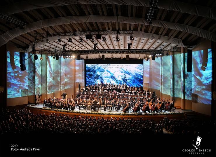 Enescu Festival Moses and Aron foto Andrada Pavel