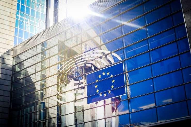 Parlamentul European contrebas